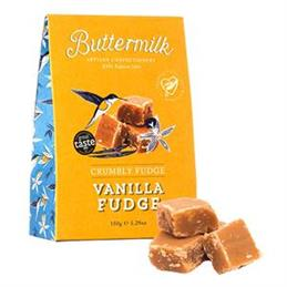 Buttermilk Vanilla Fudge 150g