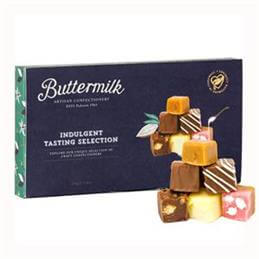 Butter Milk Indulgent Fudge Tasting Set 250g