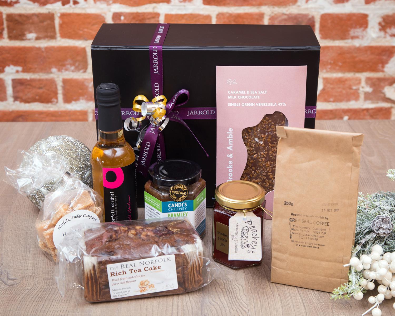 Gift hampers jarrold norwich norfolk gentlemans hamper 3600 norfolk gift box negle Gallery