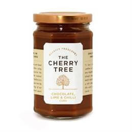 Cherry Tree Chocolate Lime Chilli Curd