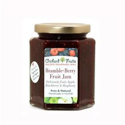 Orchard Fruits Bramble Berry Fruit Jam - Gluten Free