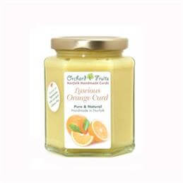 Orchard Fruits Luscious Orange Curd - Gluten Free