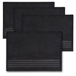 Denby Natural Canvas Slate Placemats (Set of 2)