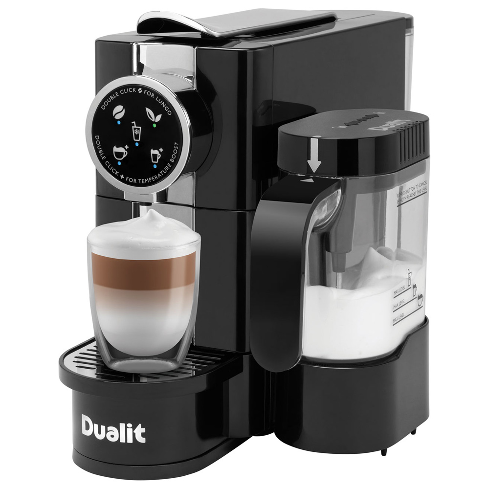 Favori Dualit Café Cino Capsule Coffee / Tea Machine | Jarrold, Norwich GD33