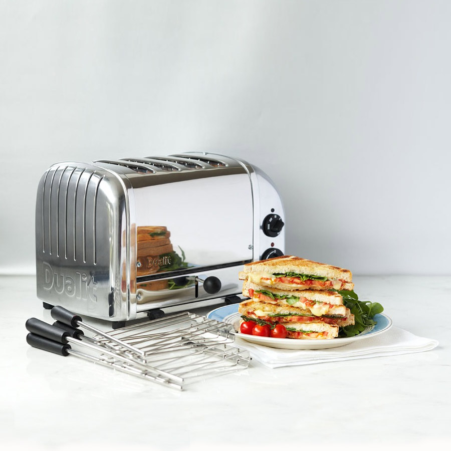 Dualit sandwich cage 0499 jarrold norwich for Kitchen 17 delivery