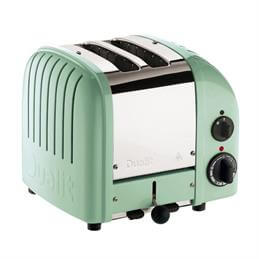 Dualit Classic Vario 2 Slice Toaster Mint Green