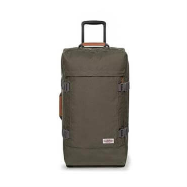1ee7275ac46 Eastpak Tecum Top CNNCT Holdall Black £100.00 · Eastpak Tranverz Medium  Wheeled Holdall - Opgrade Jungle