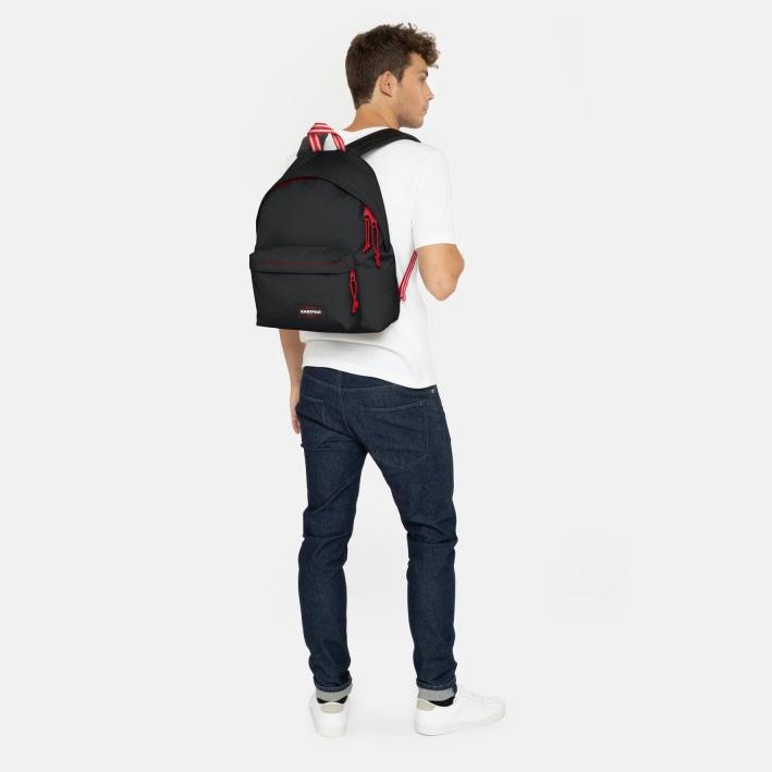 15591e4e89 Eastpak Padded Pak'r Backpack- Blackout Dark | Backpacks & Shoulder ...