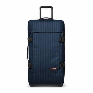 Kipling Art M Travel Tote Bag - Shape Mix £99.00 · Eastpak Tranverz Medium  Wheeled Holdall - Mini Stripe 529e52ad0b