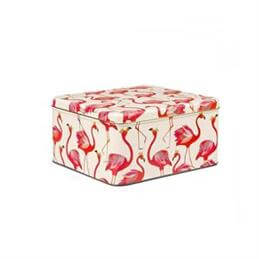 Elite Sara Miller Flamingo Cake Tin: Square (Various Sizes)
