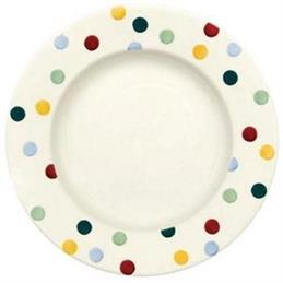 Emma Bridgewater Polka Dot 10.5in Plate