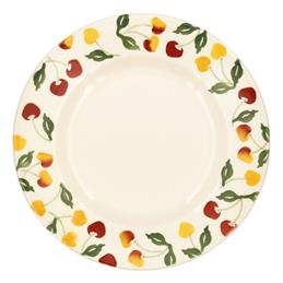 Emma Bridgewater Summer Cherries 10.5 Inch Plate