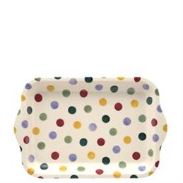 Emma Bridgewater Small Polka Dot Melamine Tray