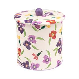 Elite Emma Bridgewater Wallflower Biscuit Tin