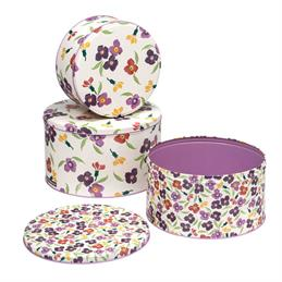 Elite Emma Bridgewater Wallflower Round Cake Tin