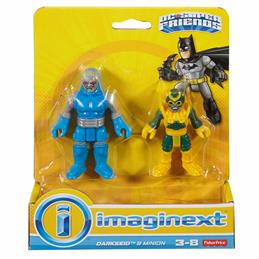 Imaginext Justice League Basic Figures Assorted