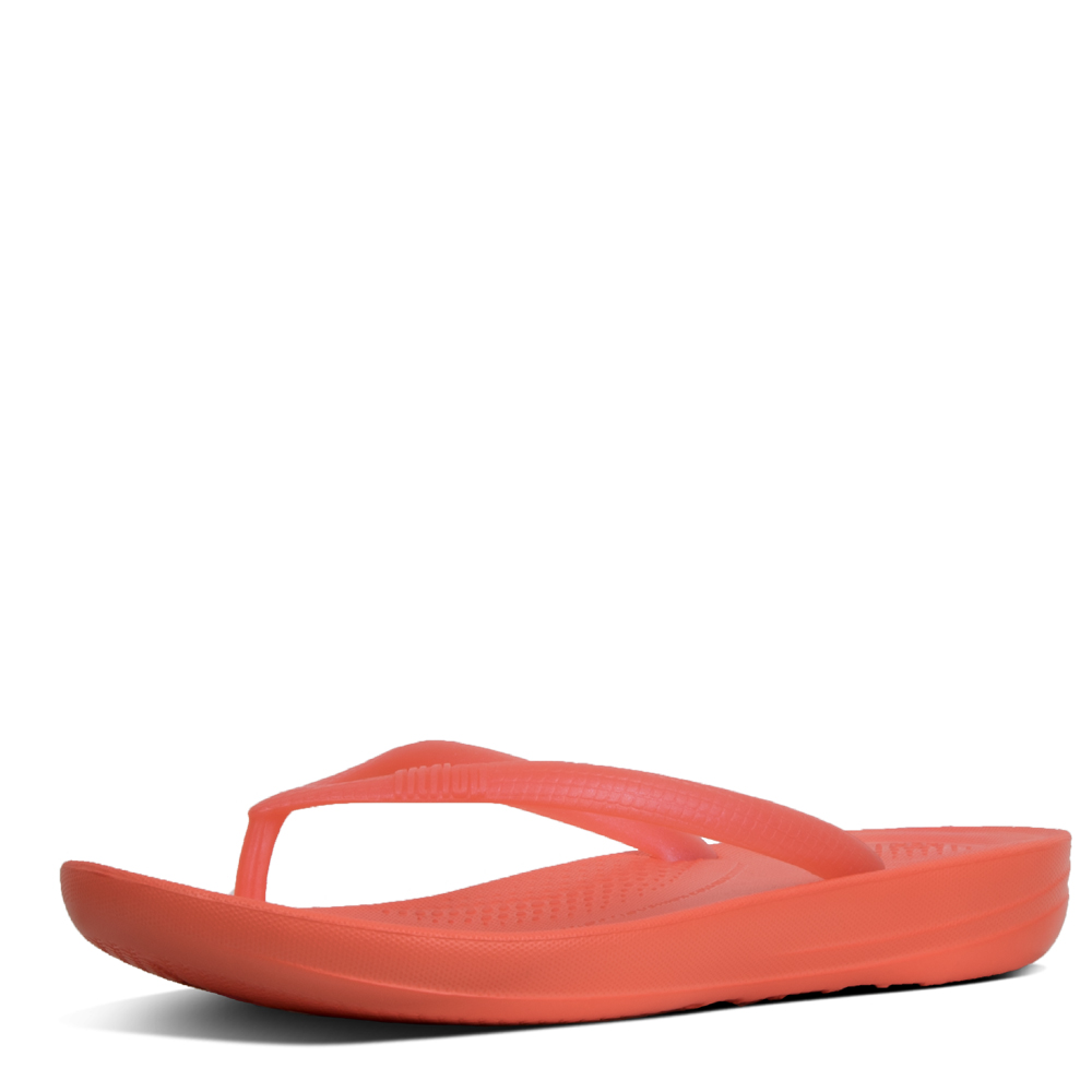 273e42ed0 FitFlop™ Iqushion™ Pearlised Ergonomic Toe-Thongs