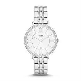 Fossil Jacqueline Sparkling Topring Stainless Steel Watch