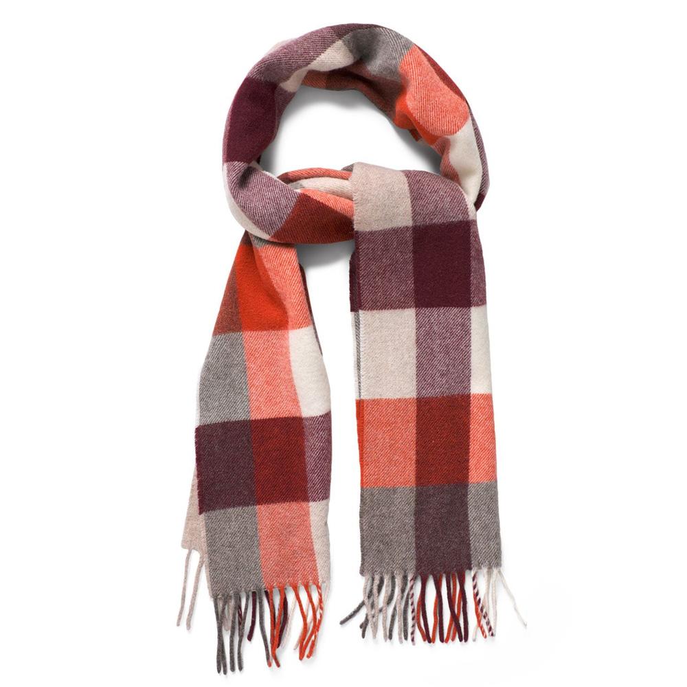 GANT Multicheck Lambswool Knit Scarf   Scarves   Scarves   Jarrolds  Norwich, Norfolk 61d1d180de8