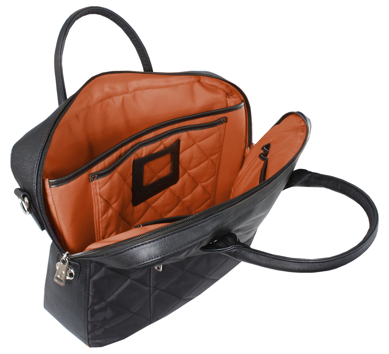 Gino Ferrari Ladies Malo Laptop Briefcase Jarrold Norwich