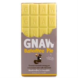 Gnaw Banoffee Pie Chocolate Bar 100G
