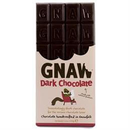Gnaw Dark Chocolate Bar 100G
