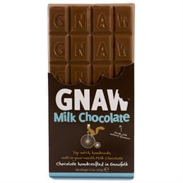 Gnaw Milk Chocolate Bar 100g