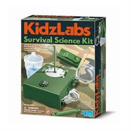 Great Gizmos Kidz Labs Survival Science