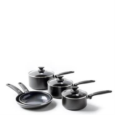 f1f7cc8cf1ce ... GreenPan Cambridge 5 Piece Non-Stick Saucepan & Frying Pan Set