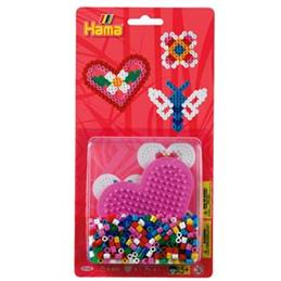 Hama Small Bead Heart Kit 4165