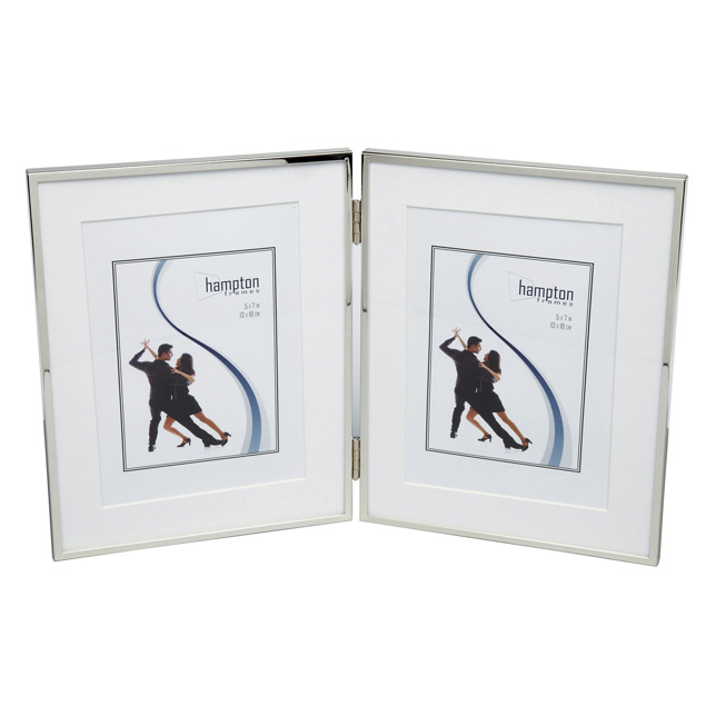 Hampton Frames Mayfair Double Vertical Frame | Photo & Picture ...