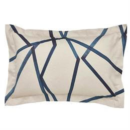 Harlequin Momentum Sumi Oxford Pillowcase (Single)