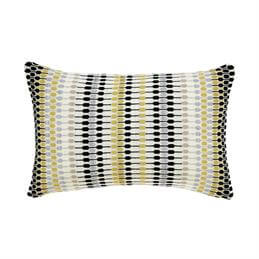 Harlequin Array Charcoal Cushion