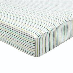 Helena Springfield Jacaranda Tropical Fitted Sheet