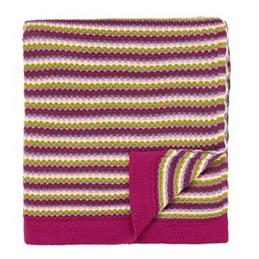 Helena Springfield Dot/Penny Knitted Throw