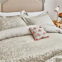 Helena Springfield Lily Linen Duvet Cover
