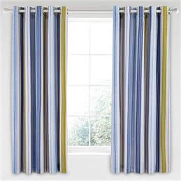 Helena Springfield Melody Bluebell Curtains