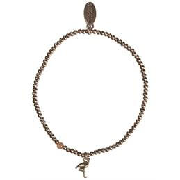 Hultquist Rose Gold Flamingo Bracelet