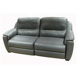 Aspina Large Manual Reclining Sofa