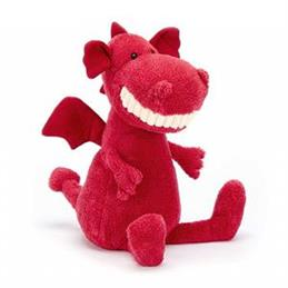 Jellycat Toothy Dragon Large