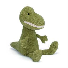 Jellycat Toothy T Rex Small