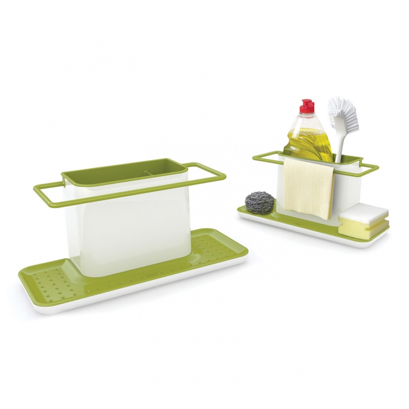 joseph joseph large caddy sink organiser jarrold norwich. Black Bedroom Furniture Sets. Home Design Ideas