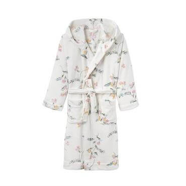 ... Joules Rita Fluffy Floral Dressing Gown 3fa8be4a8