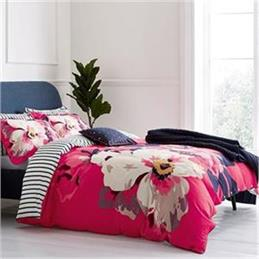 Joules Bircham Bloom Raspberry Duvet Cover
