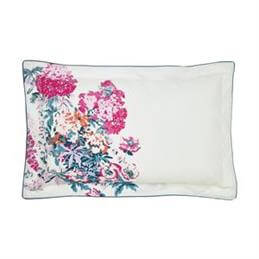 Joules Cottage Garden Floral Oxford Pillowcase