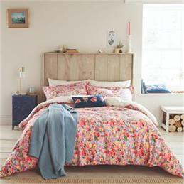 Joules Hollyhock Meadow Duvet Cover