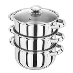 Judge 3 Tier 18cm Stainless Steel Steamer
