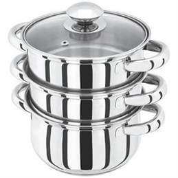 Judge 3-Tier 16cm Stainless Steel Steamer
