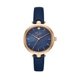 Kate Spade New York Navy Rose Gold Holland Watch