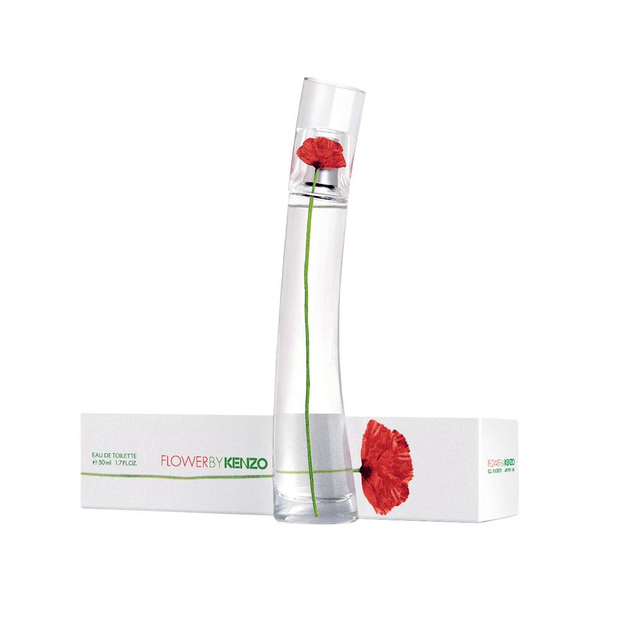 kenzo flower by kenzo edt 50ml jarrold norwich. Black Bedroom Furniture Sets. Home Design Ideas